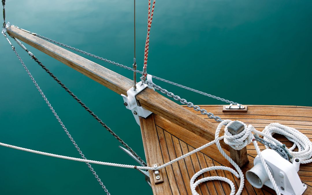 The sailing basics you need to know if you want to learn to sail
