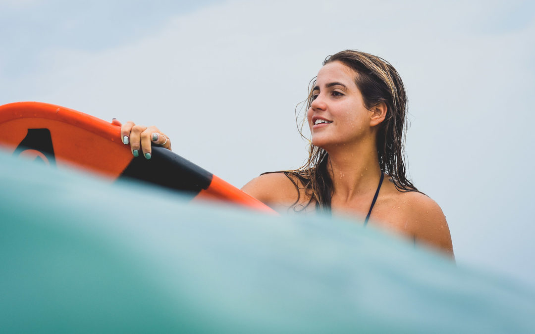 Chloé Calmon: Riding the wave of a lifetime