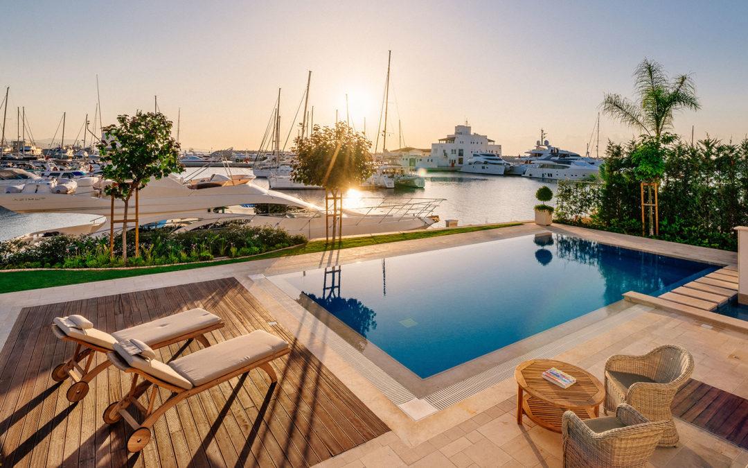 Limassol Marina earns Cyprus's first Blue Flag