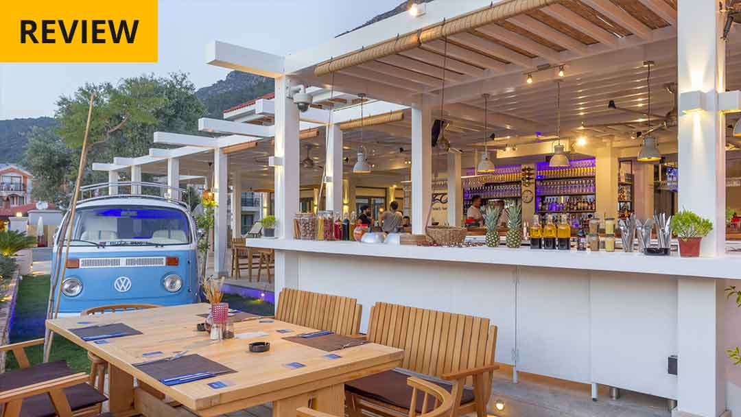 Ölüdeniz's original Buzz Beach Bar reopens with its new chef's table