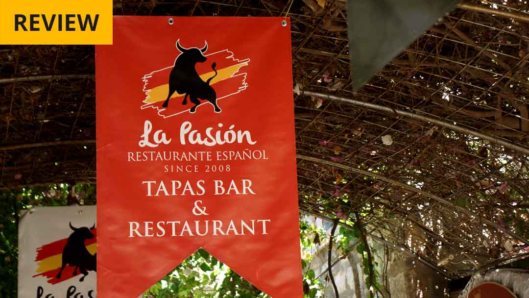 Craving tapas whilst in Bodrum? Check out La Pasión